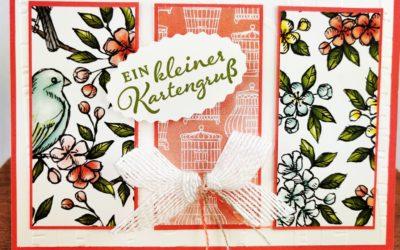 Kartenlayouts aus One-Sheet-Wonder